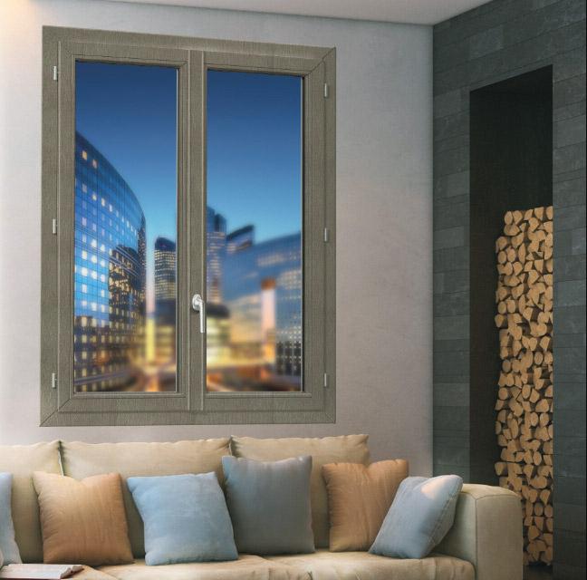 Fenêtres Et Baies Vitrées En Aluminium Et Pvc Alu Médoc